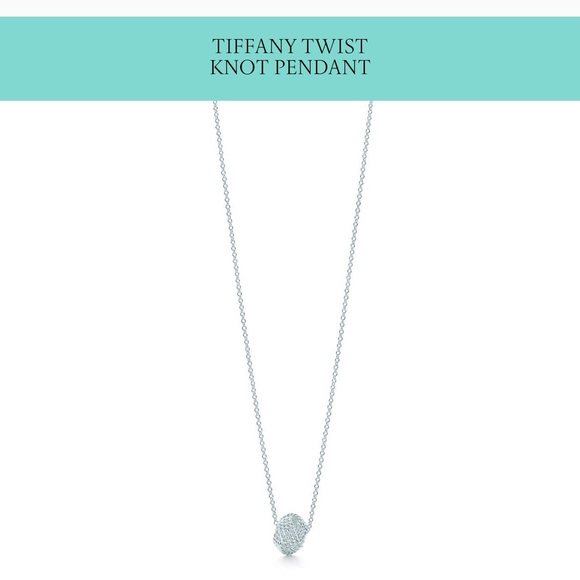 "e08299f117f69 Tiffany   Co ""The Knot"" necklace. M 5ab199f22ae12f6e115f0d85"